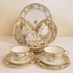 Vintage Noritake part tea set