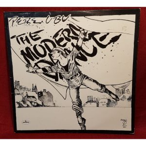 Pete Ubu Vinyl