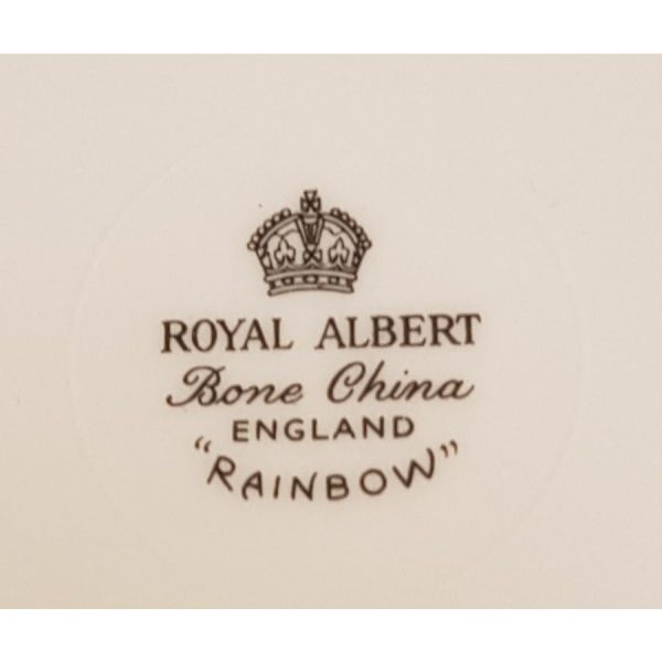 Royal Albert Fine Bone China Cake/Sandwich Plate