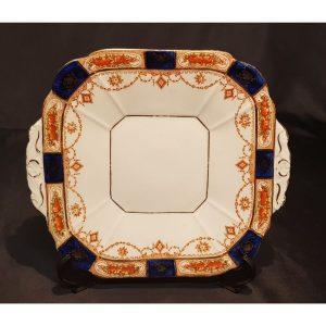 Melba, Bone China, Fine Grade, Cake/Sandwich Plate