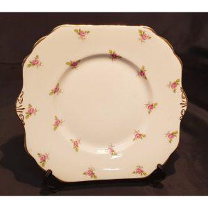 Gladstone, Bone China, Cake/Sandwich Plate