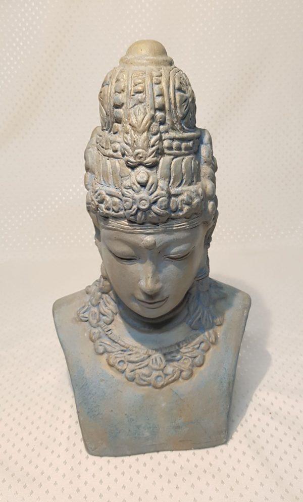 Pottery Buddha