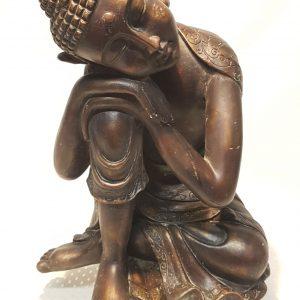 Bronzed Buddha