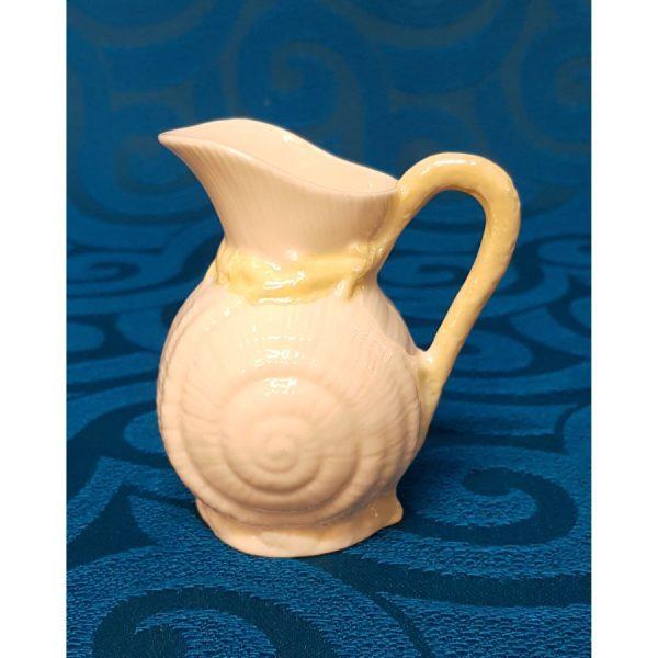 Belleek Porcelain Milk Jug