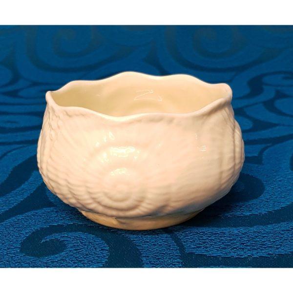 Belleek Porcelain Sugar Bowl